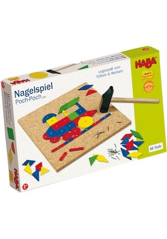Haba Spiel »Poch Poch«, Made in Germany kaufen