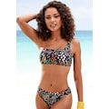 s.Oliver Bustier-Bikini-Top »Milly«, in One-Shoulder-Form