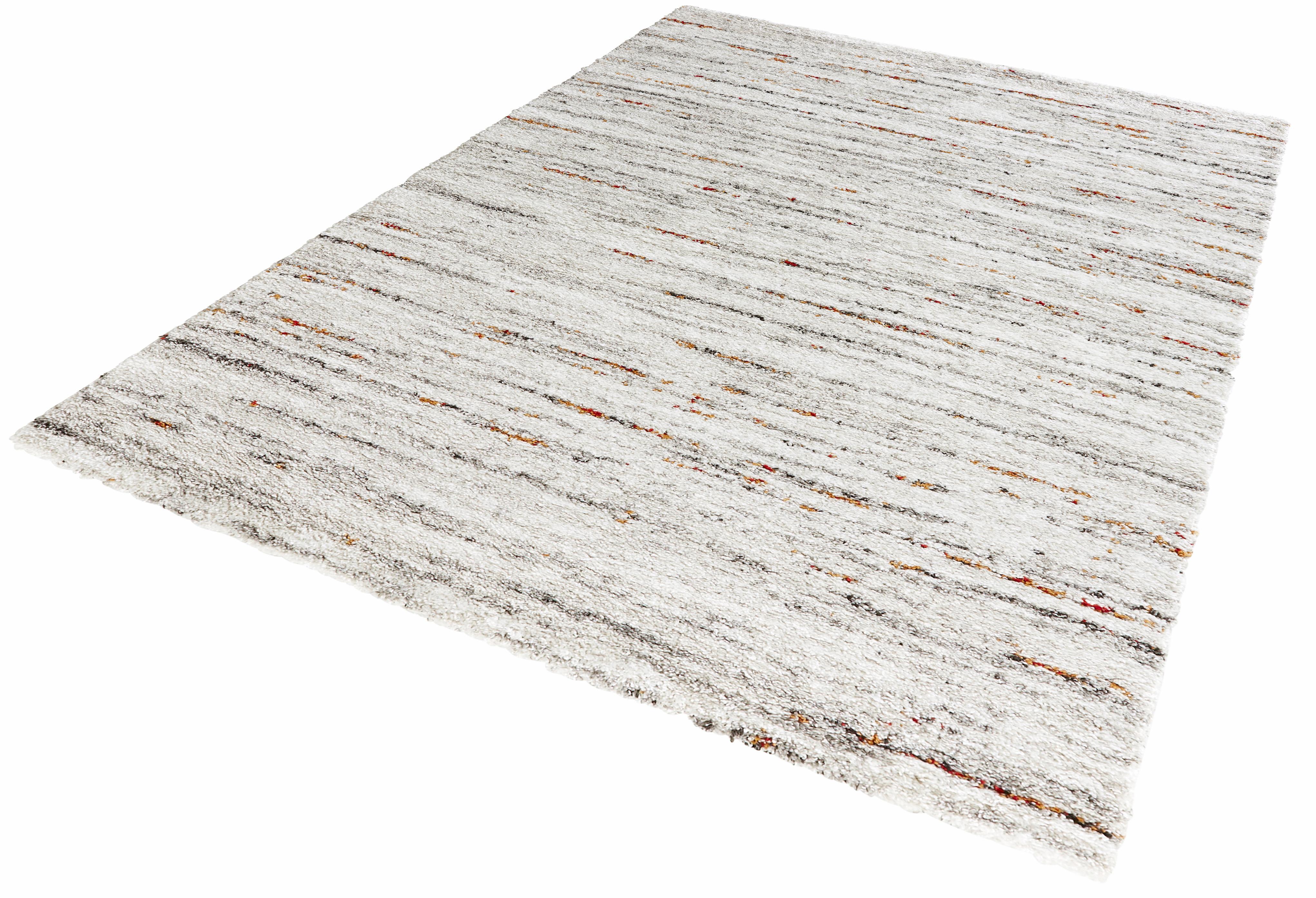 Hochflor-Teppich Delight MINT RUGS rechteckig Höhe 30 mm