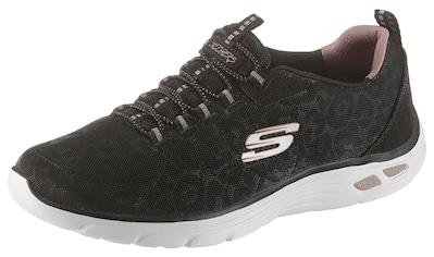 Skechers Slip-On Sneaker »Empire D´Lux - Spotted«, mit changierenden Leo-Muster kaufen
