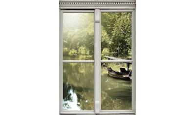 queence Wandsticker »Fluss« kaufen