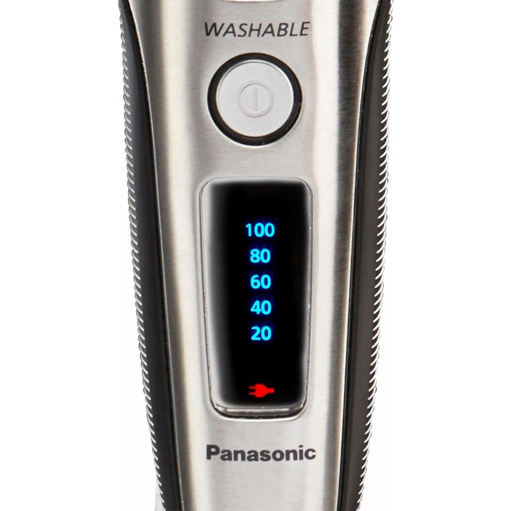 Panasonic Elektrorasierer »ES-LT4N-S803«, Langhaartrimmer, Akku