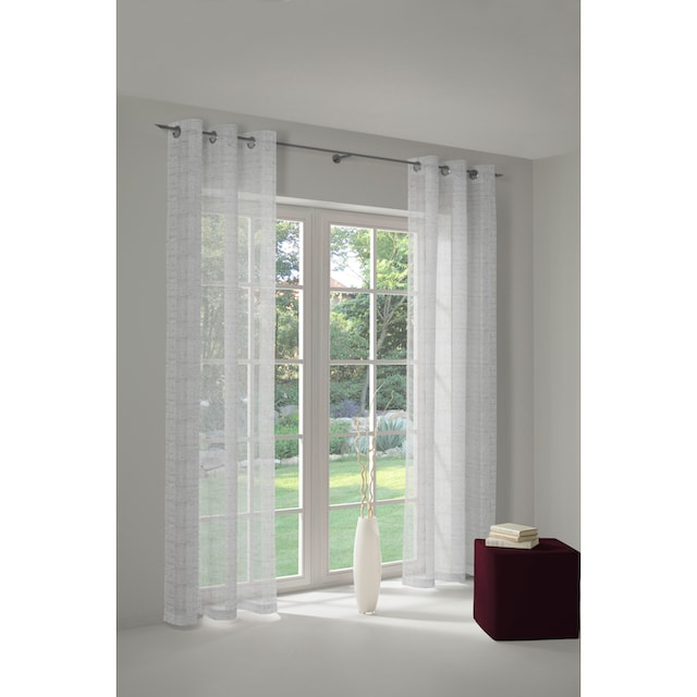 Vorhang, »Patricia«, Wirth, Ösen 1 Stück