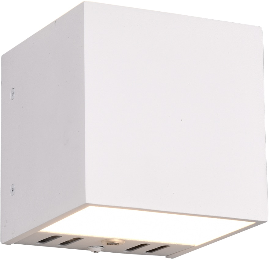 TRIO Leuchten LED Wandleuchte Figo, LED-Modul, Farbwechsler