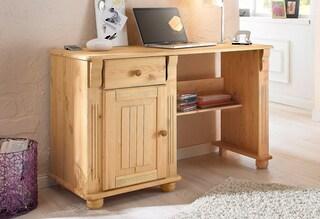 Schreibtisch Serie Adele Breite 120cm Kaufen Baur