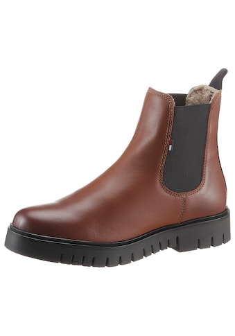 TOMMY JEANS Chelseaboots »WARM LINED CHELSEA BOOT« kaufen