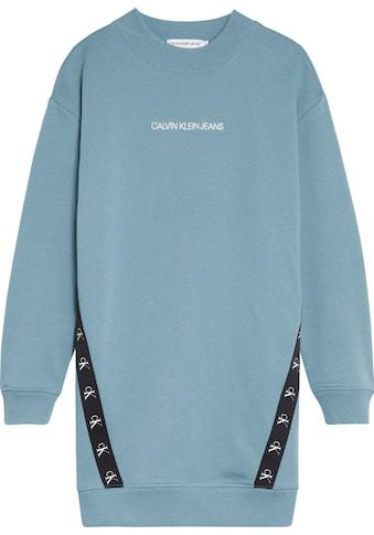 Calvin Klein Jeans Sweatkleid »MONOGRAM TAPE« kaufen