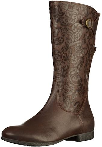 Think! Stiefel »Leder« kaufen