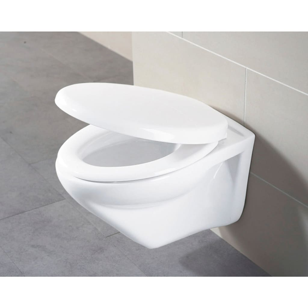 ADOB WC-Sitz »Firenze«, Mit Absenkautomatik