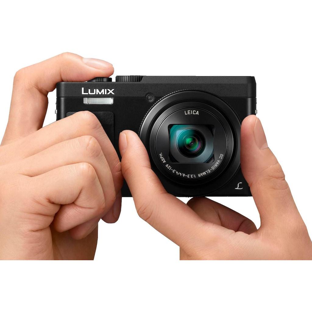 Panasonic Superzoom-Kamera »DC-TZ91«, LEICA DC VARIO-ELMAR