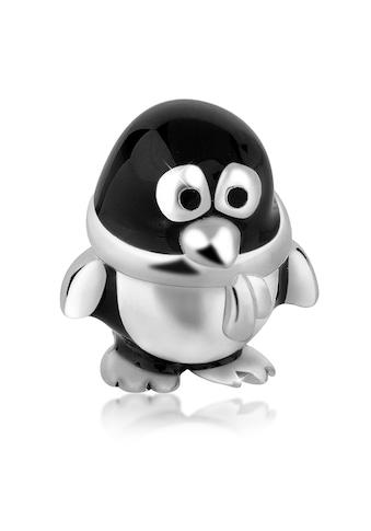 Nenalina Charm - Einhänger »Pinguin Bead Einhänger Emaille 925 Silber« kaufen