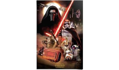 Reinders! Poster »Star Wars Episode VII«, (1 St.) kaufen