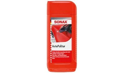 Sonax Autopflege »Autopolitur«, 0,5 l kaufen