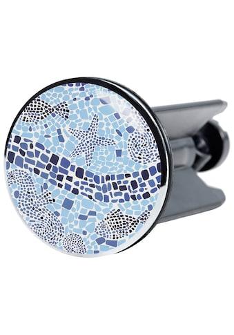 Sanilo Waschbeckenstöpsel »Mosaic World«, Ø 4 cm kaufen