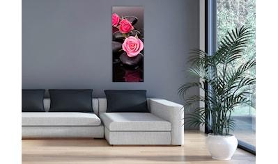 """Marmony Infrarotwandheizung »MOTIV-Heizkörper """"Roses"""" 800 Watt«, aus deutschem... kaufen"""