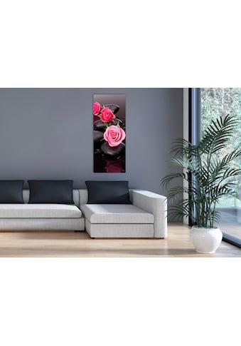 """Marmony Infrarotwandheizung »MOTIV-Heizkörper """"Roses"""" 800 Watt«, trocknet Wände und... kaufen"""