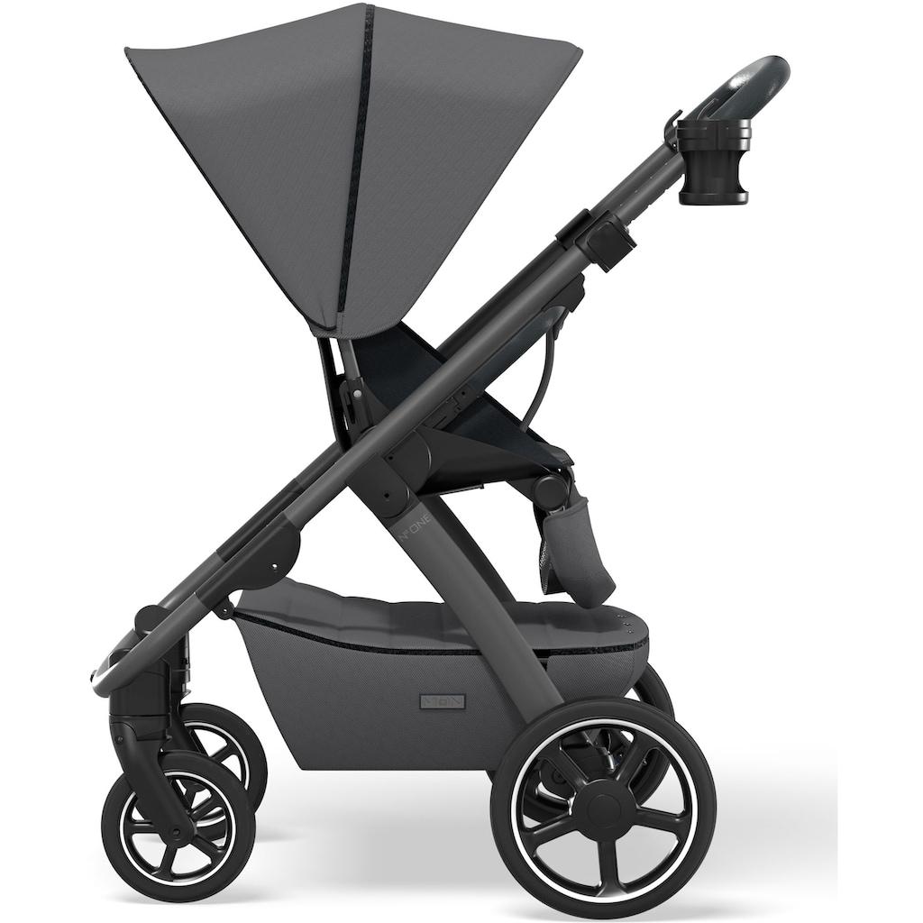 Moon Kombi-Kinderwagen »N°One«, 22 kg, aus recyceltem Material; Kinderwagen