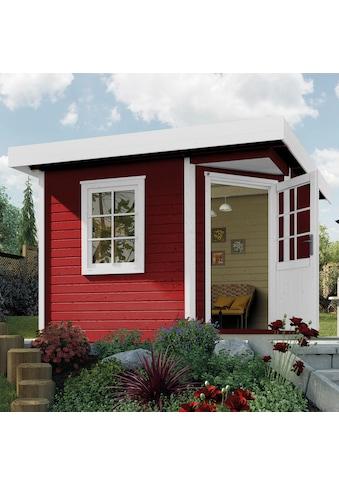 WEKA Gartenhaus »Stellan 2«, BxT: 338x338 cm kaufen