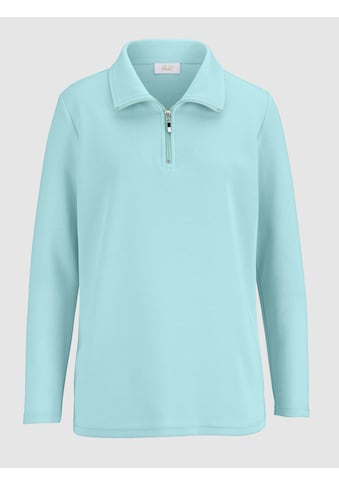 Dress In Sweatshirt, mit Reißverschluss kaufen
