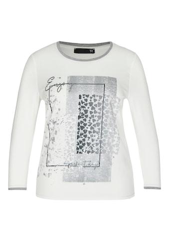 Thomas Rabe Rundhalsshirt, mit Glitzer kaufen