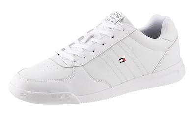 TOMMY HILFIGER Sneaker »LIGHTWEIGHT LEATHER SNEAKER« kaufen
