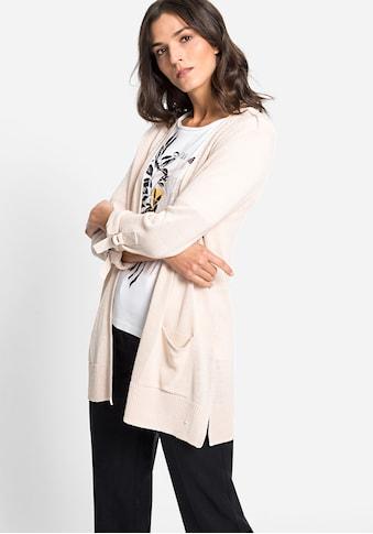 Olsen Cardigan, mit großen Taschen kaufen