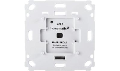 Homematic IP Smart Home »Rollladenaktor für Markenschalter (151322A0)« kaufen