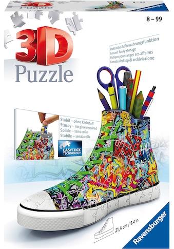 Ravensburger 3D-Puzzle »Sneaker Graffiti Style«, Made in Europe, FSC® - schützt Wald - weltweit kaufen