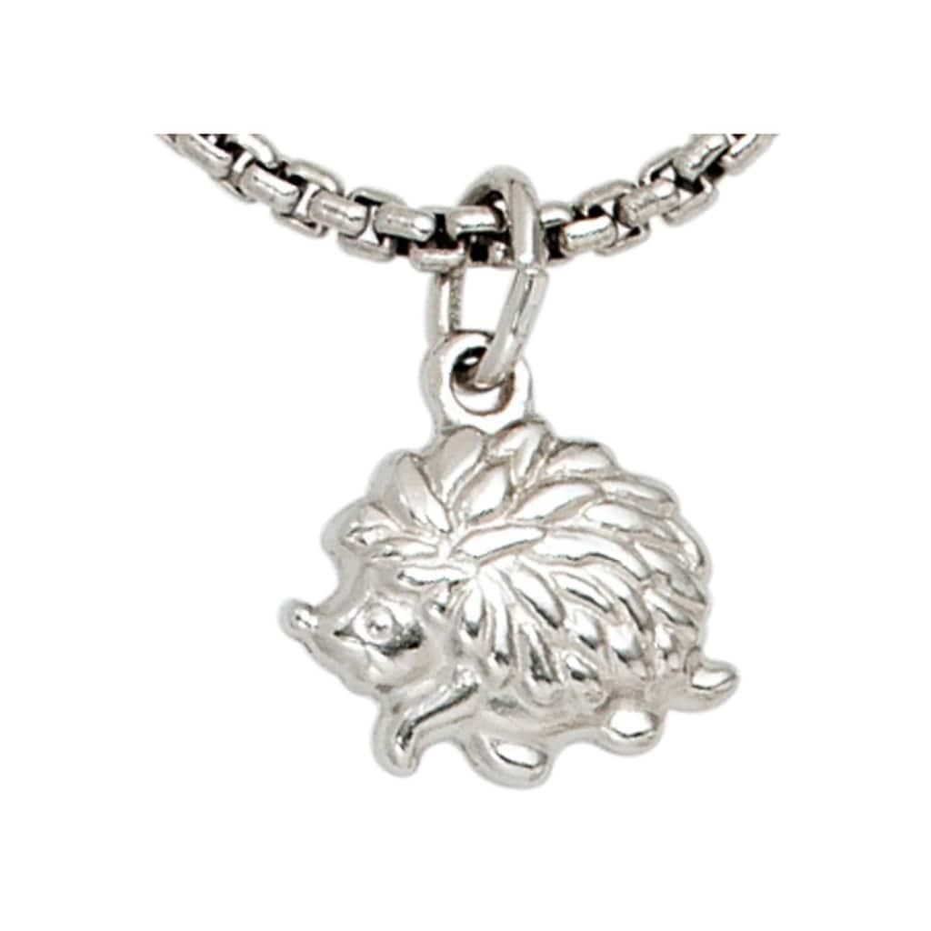 JOBO Kettenanhänger »Igel«, 925 Silber