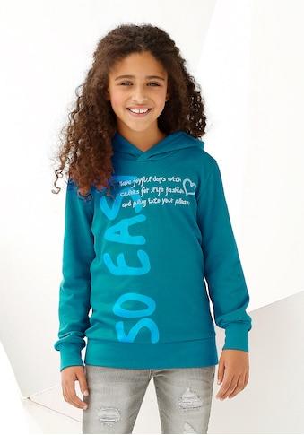 KIDSWORLD Kapuzenshirt »so easy« kaufen
