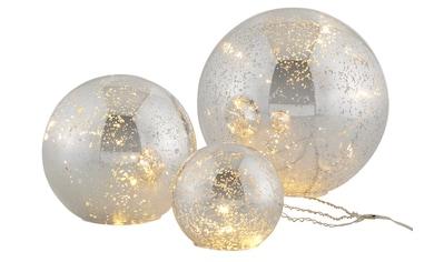 Home affaire,LED Kugelleuchte»Balls«, kaufen