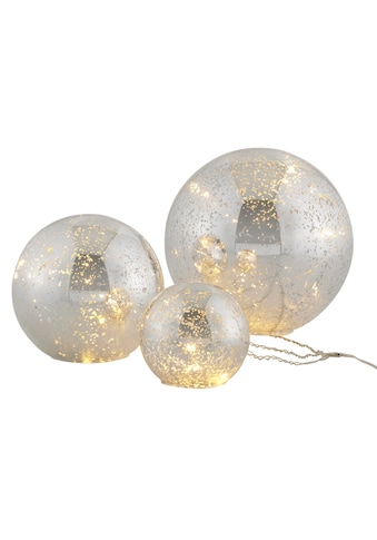 Home affaire,LED Kugelleuchte»Balls«, kaufen