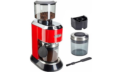 De'Longhi Kaffeemühle Dedica KG520.R, Kegelmahlwerk kaufen