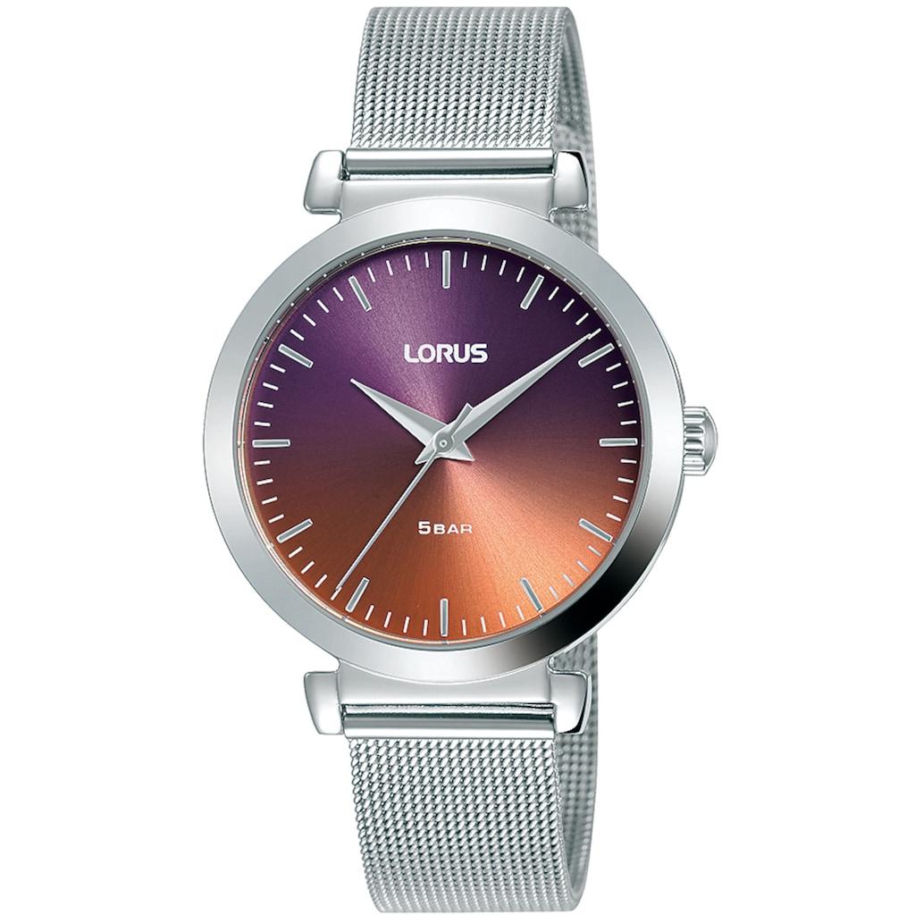 LORUS Quarzuhr »Lorus Fashion, RG211RX9«