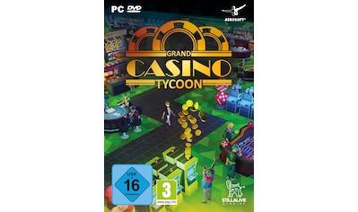 aerosoft Spiel »Grand Casino Tycoon«, PC kaufen
