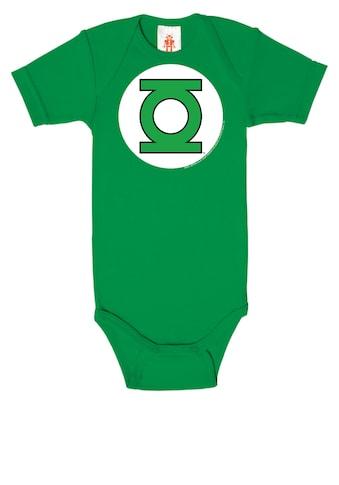 LOGOSHIRT Baby-Body mit auffälligem Green-Lantern-Print kaufen
