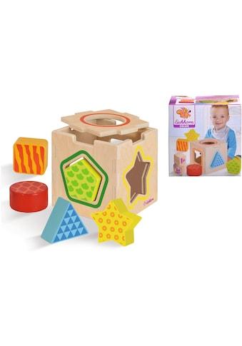 """Eichhorn Steckspielzeug """"Color Steckbox"""" kaufen"""