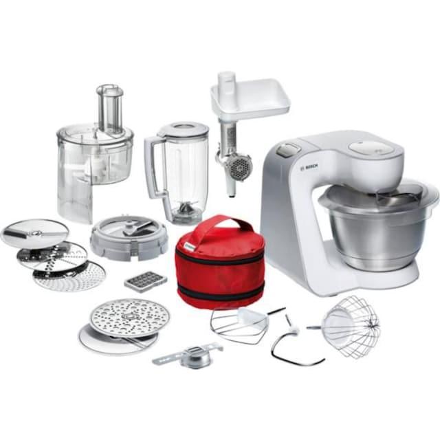 BOSCH Küchenmaschine Styline MUM54270DE, 900 Watt, Schüssel 3,9 Liter