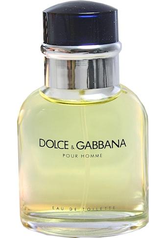 """DOLCE & GABBANA Eau de Toilette """"Pour Homme"""" kaufen"""