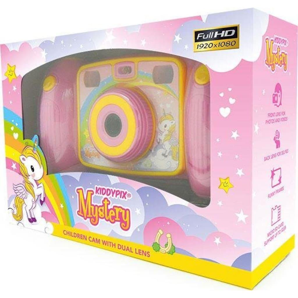 Easypix »Kiddypix Mystery« Kinderkamera (Blende F2.6, fester Fokus, f=3.56mm, 5 MP)