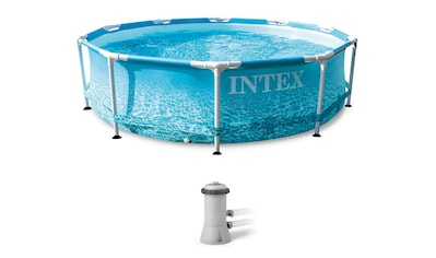 Intex Framepool »Beachside«, ØxH: 305x76 cm kaufen
