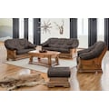 Premium collection by Home affaire Hocker »Grizzly«