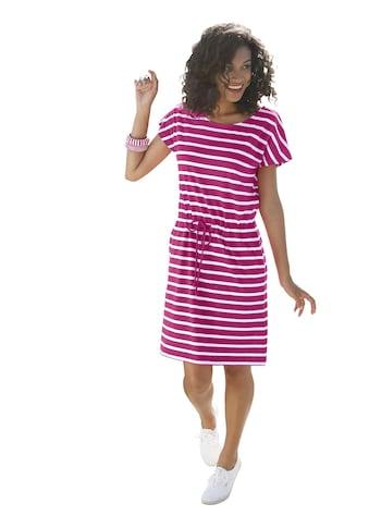 Casual Looks Jersey - Kleid in Streifen - Optik kaufen