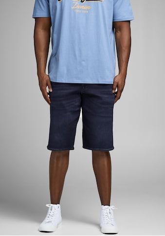 Jack & Jones Bermudas »RON LONG«, bis Jeans Größe 48 (große Größen) kaufen