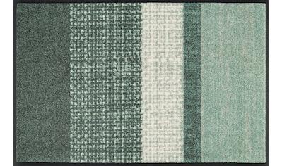 wash+dry by Kleen-Tex Fußmatte »Lynna«, rechteckig, 7 mm Höhe, Schmutzfangmatte, In-... kaufen