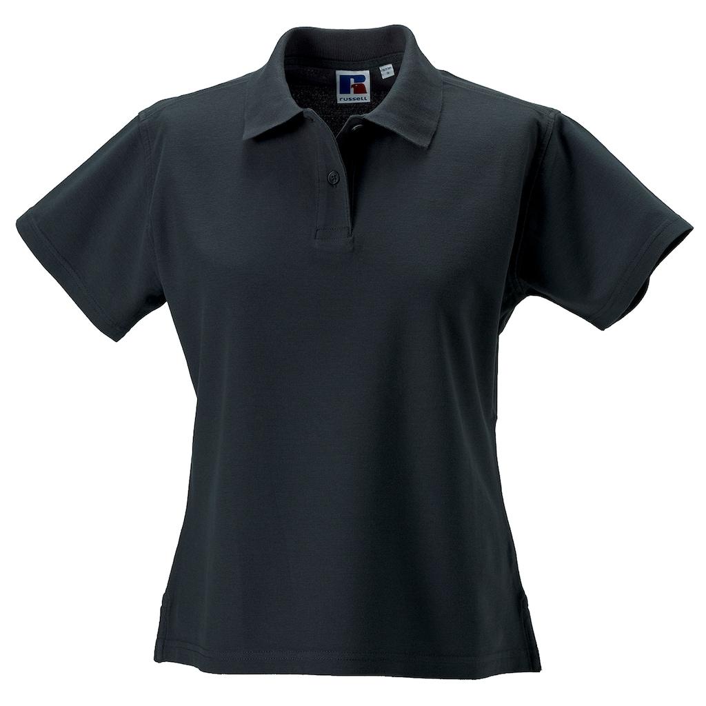 Russell Poloshirt »Damen Polo Shirt Europe Ultimate Klassik Kurzarm«