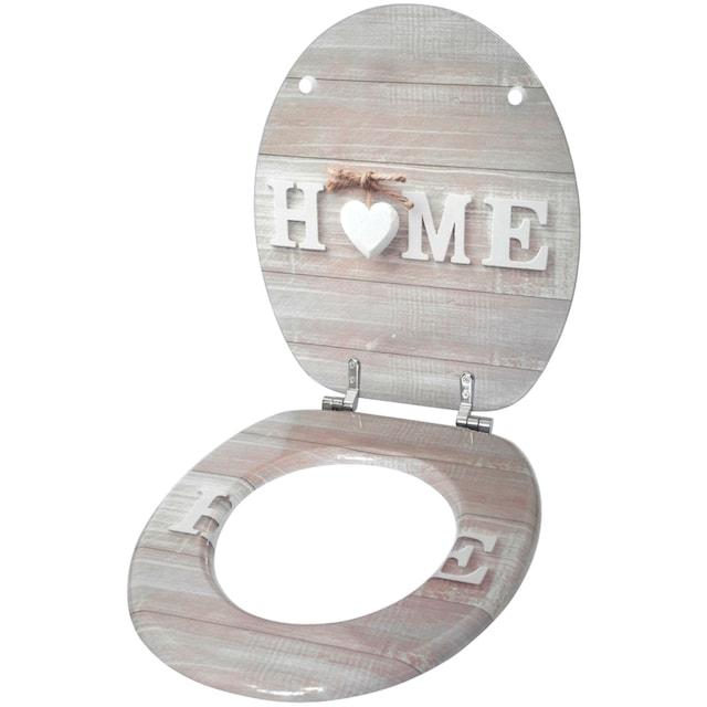 SANILO WC-Sitz »Home«