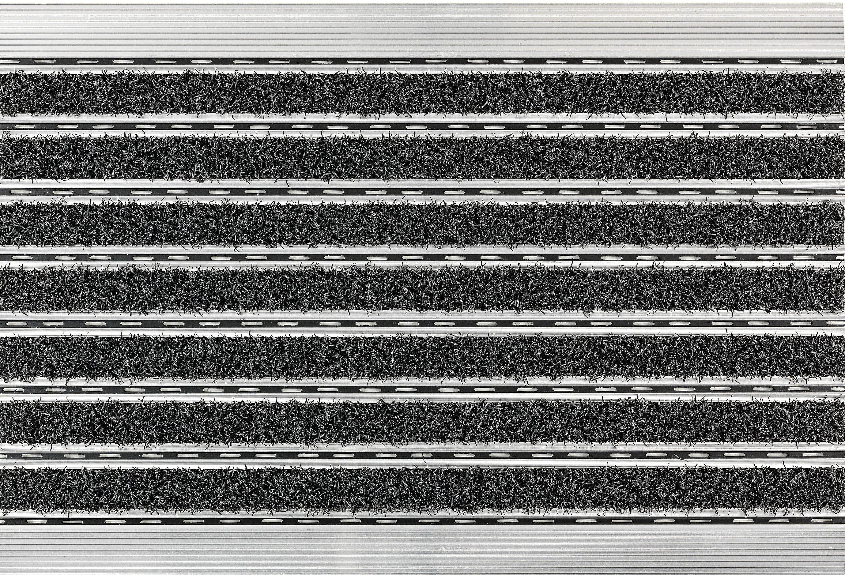 Fußmatte Scraper ASTRA rechteckig Höhe 10 mm