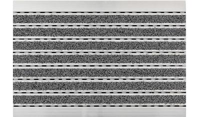 Fußmatte, »Scraper«, ASTRA, rechteckig, Höhe 10 mm, maschinell gewebt kaufen