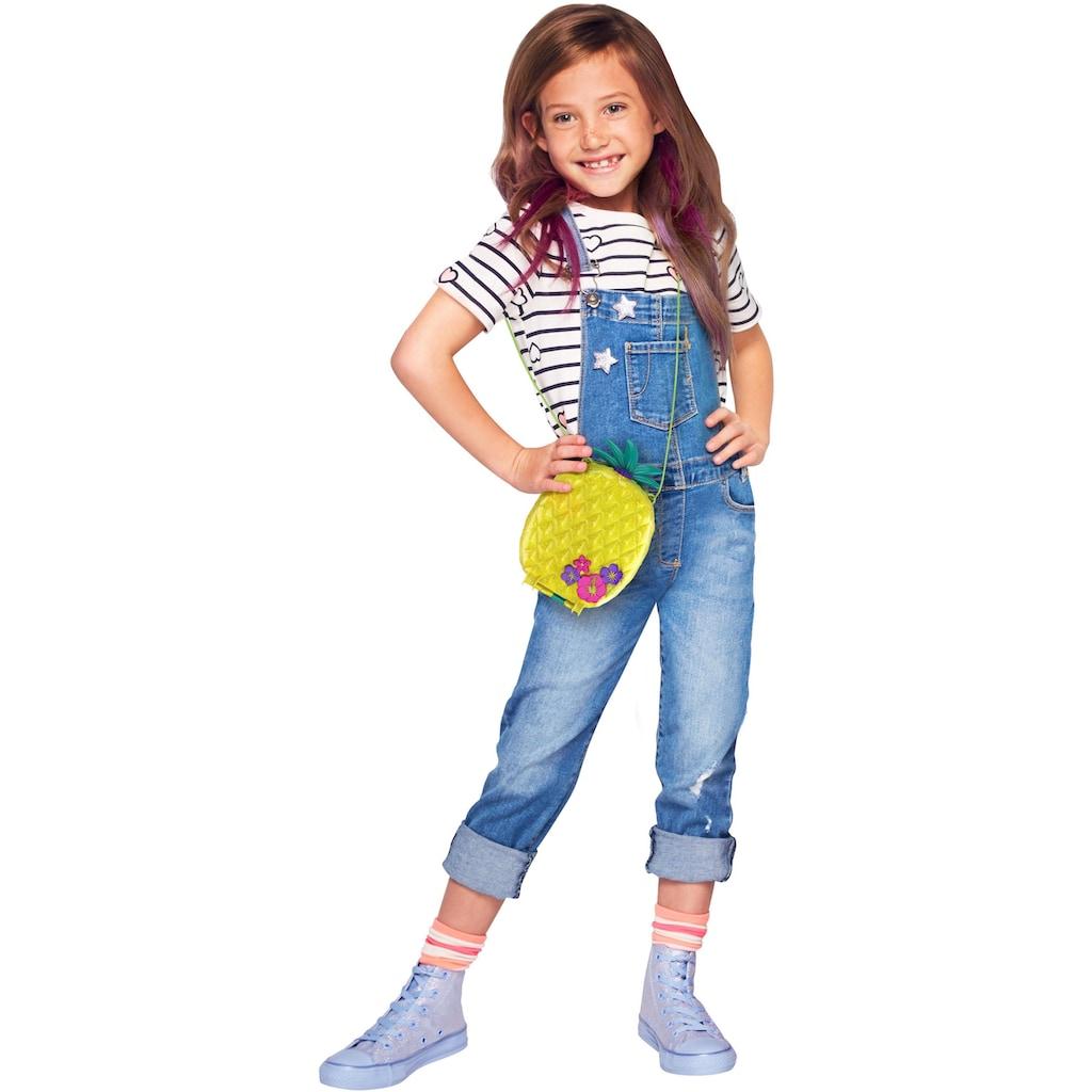 Mattel® Spielwelt »Polly Pocket, Ananas-Tasche«, Sammelfigur